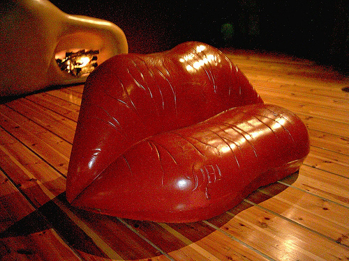 Lip Couch