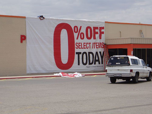 Screw K-Mart