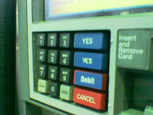 ''Yes, Yes, Debit!''